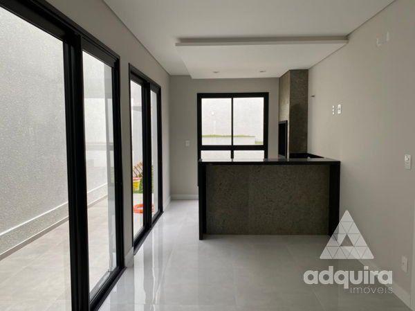 Casa em condomínio com 4 quartos no Condomínio Vila Toscana - Bairro Oficinas em Ponta Gro - Foto 3