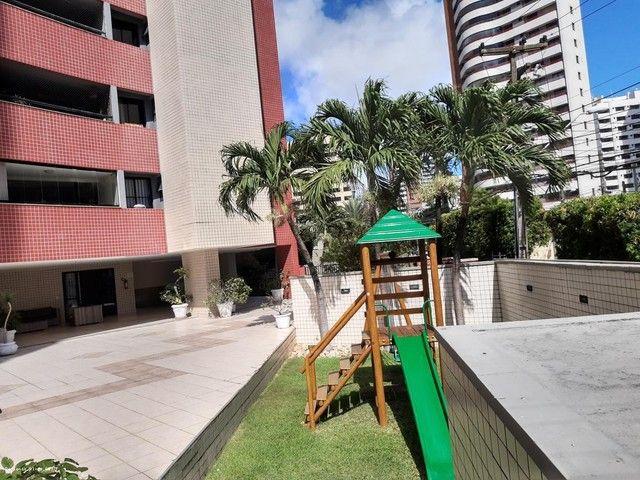 Apartamento para Venda em Fortaleza, Meireles, 4 dormitórios, 3 suítes, 5 banheiros, 3 vag - Foto 4