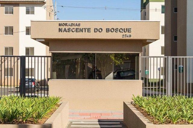 Apartamento em Santa Cândida, Curitiba/PR de 58m² 3 quartos à venda por R$ 209.600,00 - Foto 4
