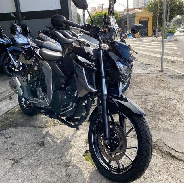 Vendo Yamaha fz25 FAZER ABS