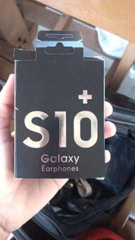 Fone S10 Galaxy e Fone Samsung stereo