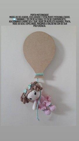 Balão porta maternidade  - Foto 2