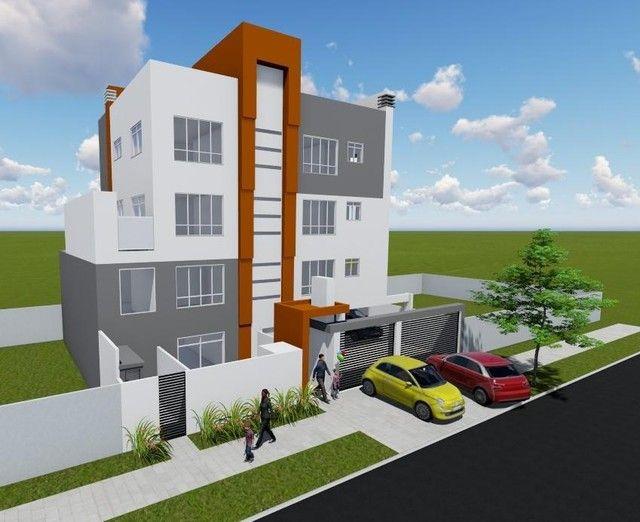 Apartamento em Afonso Pena, São José dos Pinhais/PR de 48m² 2 quartos à venda por R$ 190.0 - Foto 4