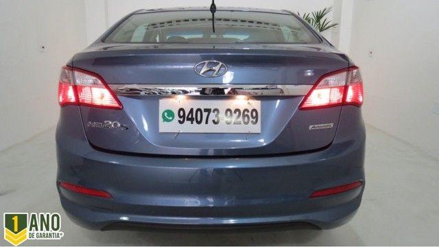 Hyundai HB20S 1.6 Comfort Plus Flex 4p - Foto 13