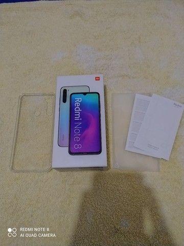 Xiaomi Redmi Note 8  passo cartão - Foto 4