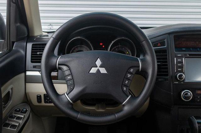 Mitsubishi Pajero full HPE 3.2 2013 automático IPVA 2021 PAGO - Foto 8