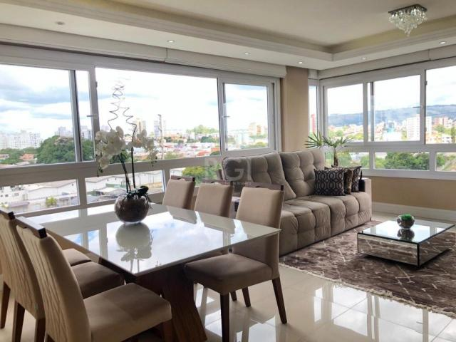 Apartamento à venda com 3 dormitórios em São sebastião, Porto alegre cod:EL56357398 - Foto 2