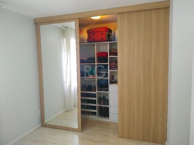 Apartamento à venda com 3 dormitórios em Jardim lindoia, Porto alegre cod:HM286 - Foto 17