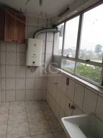 Apartamento à venda com 3 dormitórios em Jardim lindóia, Porto alegre cod:HM306 - Foto 10