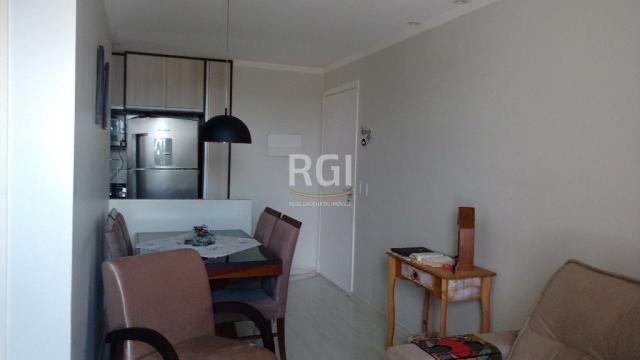 Apartamento à venda com 3 dormitórios em São sebastião, Porto alegre cod:FR2660 - Foto 2