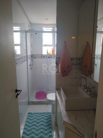 Apartamento à venda com 3 dormitórios em Jardim lindoia, Porto alegre cod:HM286 - Foto 14