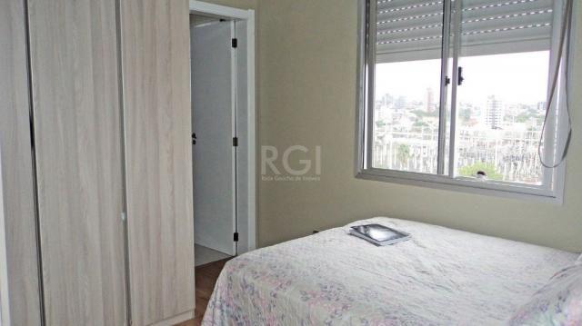 Apartamento à venda com 3 dormitórios em São sebastião, Porto alegre cod:EL56356472 - Foto 7