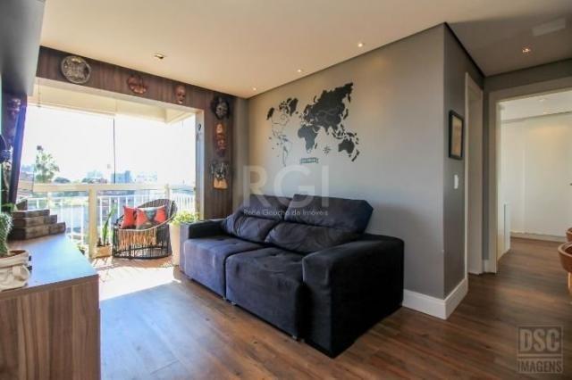 Apartamento à venda com 2 dormitórios em Vila ipiranga, Porto alegre cod:EV4418 - Foto 4