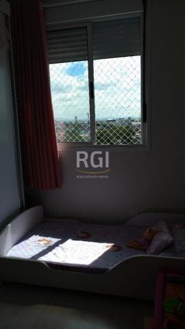 Apartamento à venda com 3 dormitórios em São sebastião, Porto alegre cod:FR2660 - Foto 11