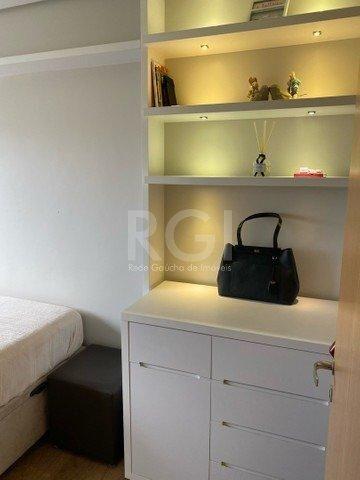 Apartamento à venda com 3 dormitórios em Jardim lindóia, Porto alegre cod:BT10933 - Foto 8