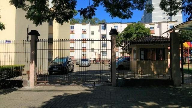Apartamento à venda com 1 dormitórios em São sebastião, Porto alegre cod:BT10170 - Foto 14