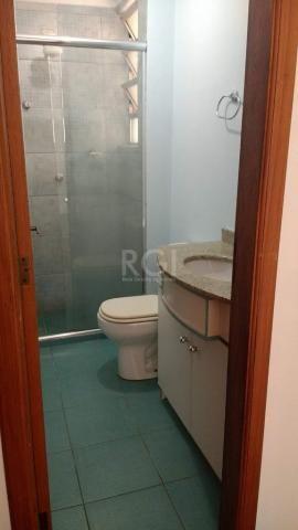 Apartamento à venda com 1 dormitórios em São sebastião, Porto alegre cod:BT10170 - Foto 8
