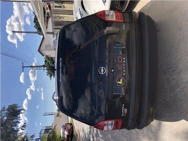 Chevrolet Zafira 2011 2.0 mpfi comfort 8v flex 4p automatico - Foto 7