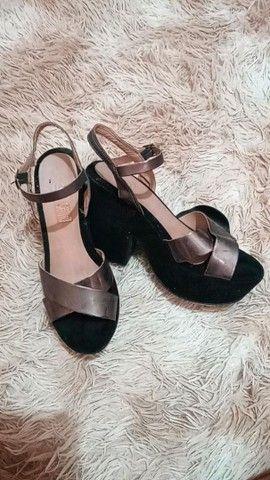 Sapato  usado 1 vez - Foto 4