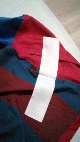 Camisa original do barcelona Ronaldinho gaucho   - Foto 2