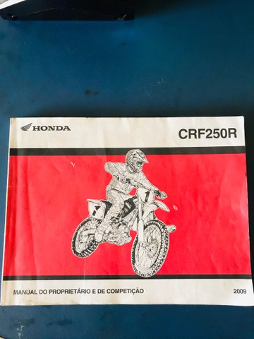 Crf 250R 2009 - Foto 5