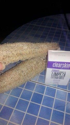 Sabonete esfoliante 2 buxa banho
