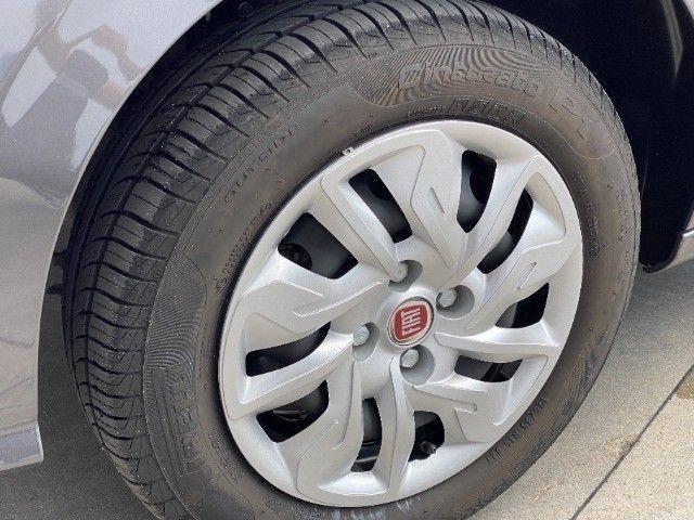 Fiat Argo Drive 1.0 2020/2020 - baixa KM - Foto 8