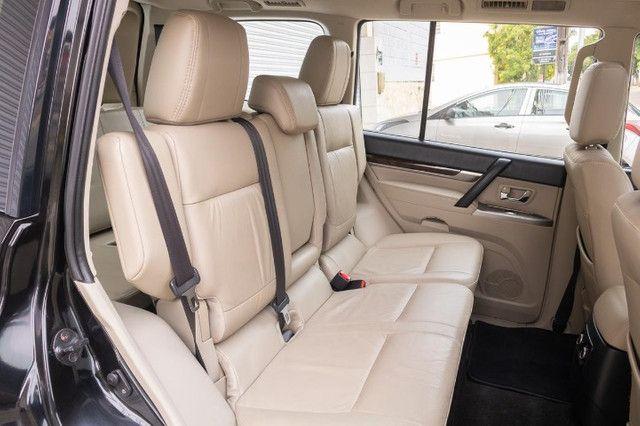 Mitsubishi Pajero full HPE 3.2 2013 automático IPVA 2021 PAGO - Foto 12