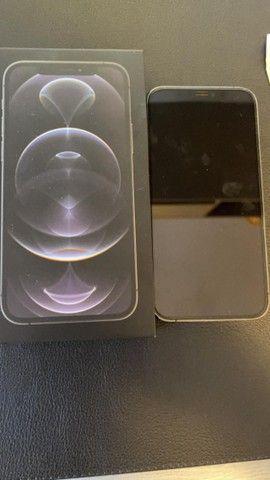 Iphone 12 PRO, 128GB Grafite e acessórios  - Foto 5