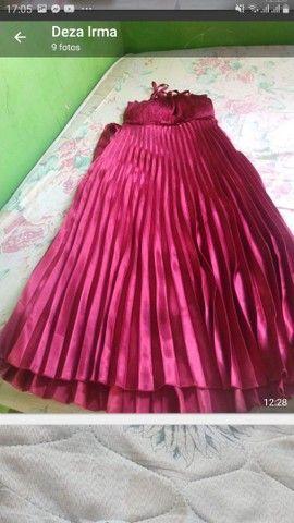 lote  de vestidos de festa  semi novos