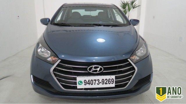 Hyundai HB20S 1.6 Comfort Plus Flex 4p - Foto 3