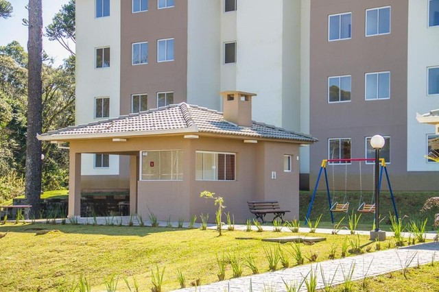 Apartamento em Santa Cândida, Curitiba/PR de 58m² 3 quartos à venda por R$ 209.600,00 - Foto 8