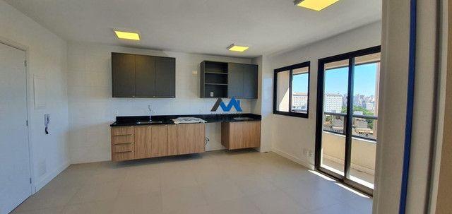 Apartamento à venda com 1 dormitórios em Santa efigênia, Belo horizonte cod:ALM1442 - Foto 2