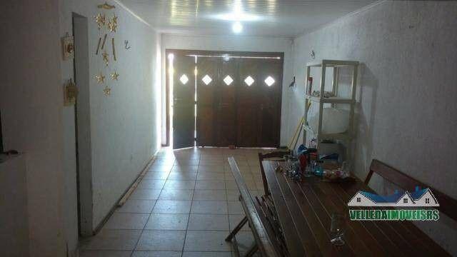 Velleda oferece casa 500 metros do mar em pinhal, central - Foto 12