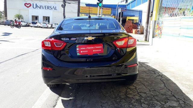 CRUZE 2018/2019 1.4 TURBO LT 16V FLEX 4P AUTOMÁTICO - Foto 7