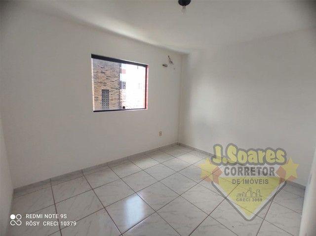 Cid. Universitário, 2 vagas, 3 quartos, suíte, 92m², R$ 980, Aluguel, Apartamento, João Pe - Foto 9