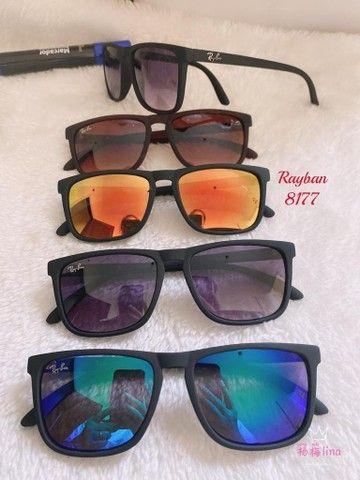 Óculos de sol Masculinos - Foto 3