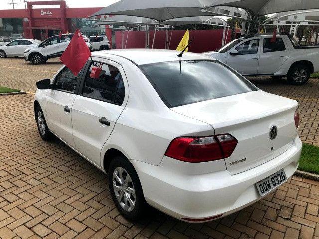 Volkswagen Voyage Mpi 1.0 2020 completo - Foto 4