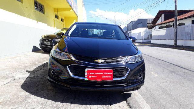 CRUZE 2018/2019 1.4 TURBO LT 16V FLEX 4P AUTOMÁTICO
