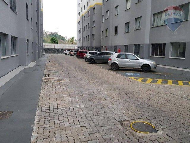 Apartamento em Carlos Chagas, Juiz de Fora/MG de 54m² 2 quartos à venda por R$ 134.000,00 - Foto 3