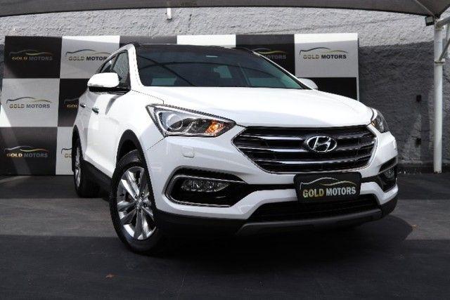 Hyundai Santa Fe v6 2017/2018