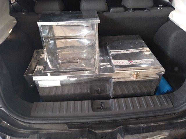Kit de cachorro quente de carro  - Foto 3