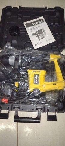 Martelete Perfurador Rompedor SDS Plus 1500W  110v  R$ 650,00 Reais. - Foto 5