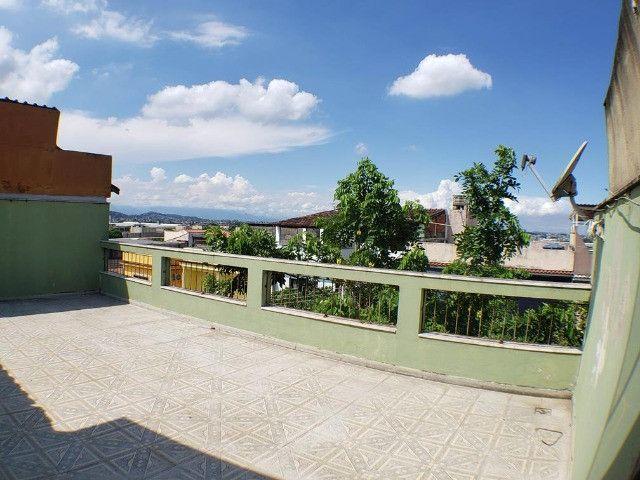 Ótimo Apartamento Duplex 2 Quartos todos espaçoso com Quintal na Pavuna - Foto 17