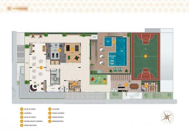 Apartamento à venda, RAVELLO RESIDENCE no Jardim Europa Aracaju SE - Foto 5