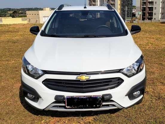 (Bruno M) Chevrolet Onix 1.4 Activ 8V Flex