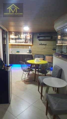 Apartamento de 3 quartos em Itaparica no Ed Fontana Di Trevi Cod 15857 AM - Foto 6