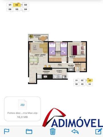 Apartamentos na Serra com metragem a partir 46m². - Foto 9