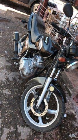 Dafra Speed 150 cc Ano 2008/08 Toda em dias,IPVA pago!  - Foto 2