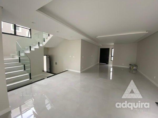 Casa em condomínio com 4 quartos no Condomínio Vila Toscana - Bairro Oficinas em Ponta Gro - Foto 7